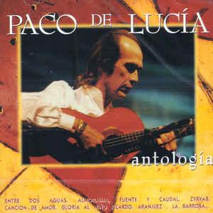 LUCIA, PACO DE – ANTOLOGIA (2xCD)