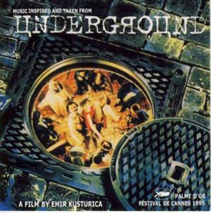 BREGOVIC, GORAN – UNDERGROUND (CD)