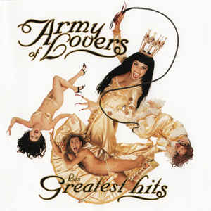 ARMY OF LOVERS – LES GREATEST HITS (CD)