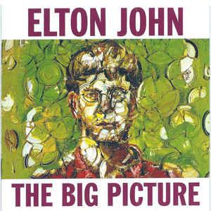 JOHN, ELTON – BIG PICTURE (CD)