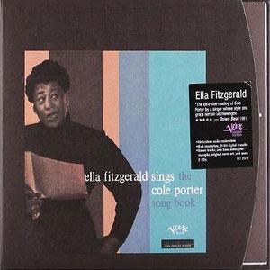 FITZGERALD, ELLA – SINGS COLE PORTER (2xCD)