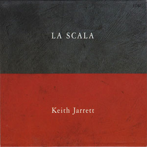 KEITH JARRETT: LA SCALA –  (CD)