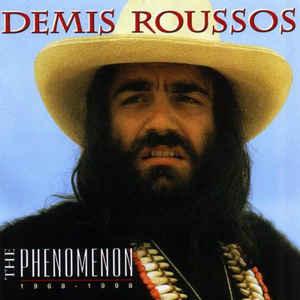 DEMIS ROUSSOS – THE PHENOMENON 1968-1998 (2xCD)