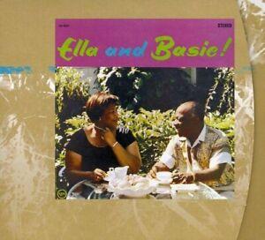FITZGERALD, ELLA – ELLA & BASIE (CD)