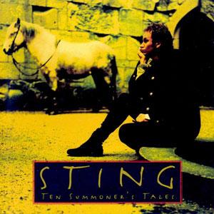STING – TEN SUMMONER'S TALES (LP)