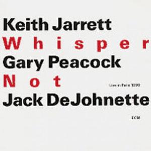 JARRETT, KEITH – WHISPER NOT (2xCD)