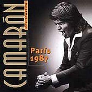 CAMARON CON TOMATITO PARIS 1987 CD –  (CD)