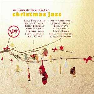 VARIOUS ARTISTS – VERVE PRESENTS: THE VERY BEST OF CHRISTMAS JAZZ (CD)