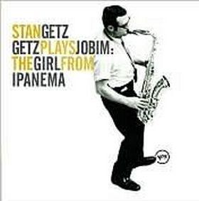 GETZ, STAN – PLAYS JOBIM: GIRL FROM IP (CD)