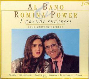 AL BANO & ROMINA POWER – I GRANDI SUCCESSI – IHRE GROßEN ERFOLGE (3xCD)
