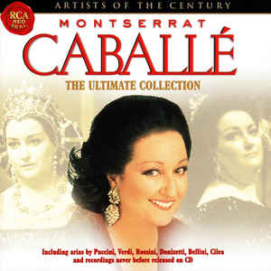 CABALLE, MONSERRAT THE ULTIMATE COLLECTION CD –  (CD)