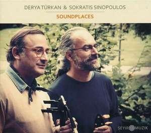 TURKAN, DERYA & SOKRATIS – SOUNDPLACES (CD)