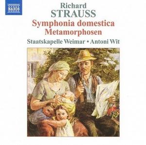 STRAUSS, R. – SYMPHONIA DOMESTICA (CD)