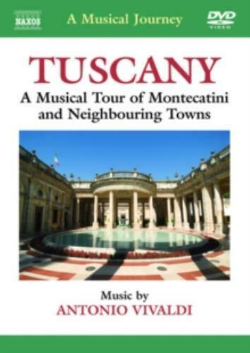 VARIOUS ARTISTS – TUSCANY:A MUSICAL JOURNEY (DVD)