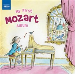 MOZART, W.A. – MY FIRST MOZART ALBUM (CD)