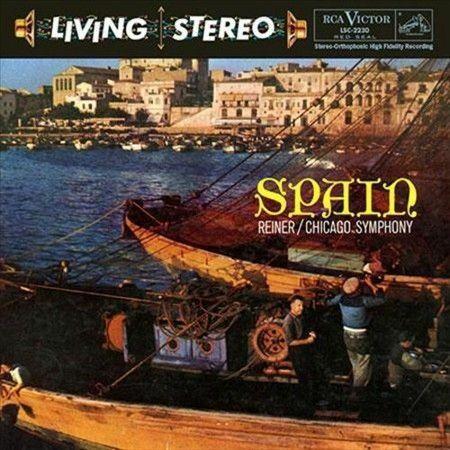 FRITZ REINER: SPAIN –  (LP)