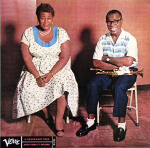 ELLA FITZGERALD AND LOUIS ARMSTRONG –  ELLA AND LOUIS (45RPM, 200G-EDITION) (2xLP)