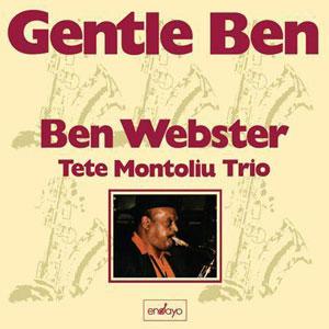 BEN WEBSTER: GENTLE BEN (45RPM-EDITION) –  (2xLP)