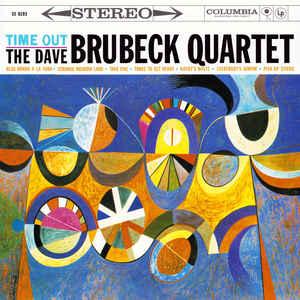 DAVE BRUBECK QUARTET: TIME OUT (45RPM-EDITION) –  (2xLP)