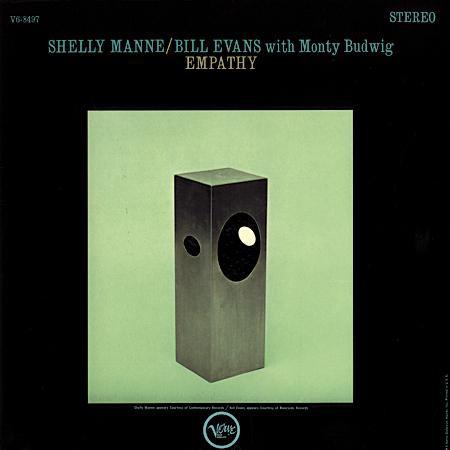 MANNE, SHELLY & BILL EVAN – EMPATHY (2xLP)