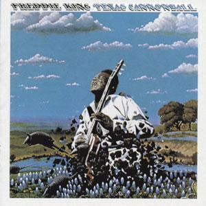 KING, FREDDIE – TEXAS CANNONBALL (LP)