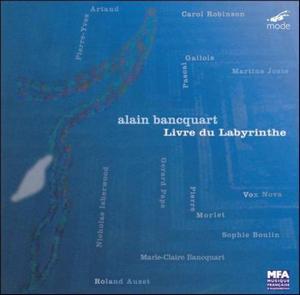 BANCQUART – LIVRE DU LABYRINTHE (2xCD)