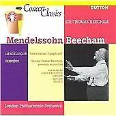 MENDELSSOHN BARTHOLDY, F. SINFONIE NR.5 CD DUTTO 5508 –  (CD)