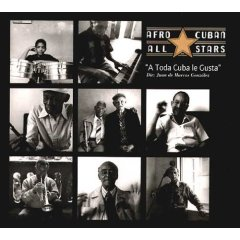 AFRO CUBAN ALL STARS – A TODA CUBA LE GUSTA (CD)