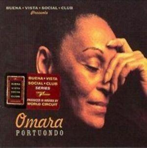 PORTUONDO, OMARA – OMARA PORTUONDO (CD)