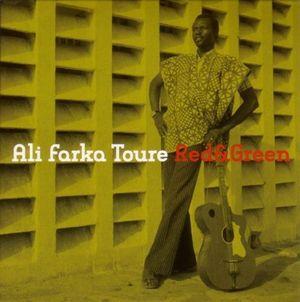 TOURE, ALI FARKA – RED & GREEN (2xCD)