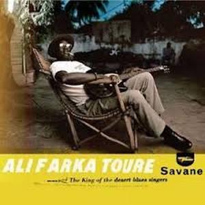 TOURE, ALI FARKA – SAVANE (CD)