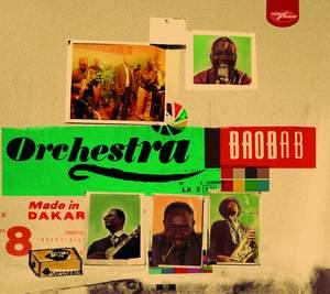 ORCHESTRA BAOBAB – MADE IN DAKAR (CD)
