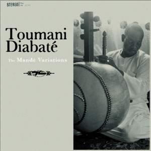 DIABATE, TOUMANI – MANDEVARIATIONS (CD)