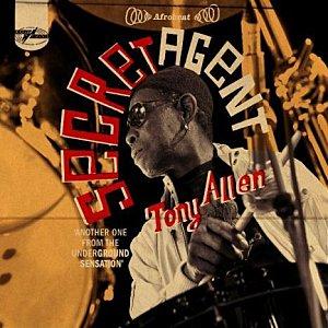 ALLEN TONY – SECRET AGENT (CD)