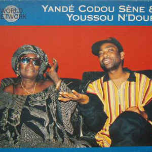 YOUSSOU N'DUR & YAND? CODOU S?NE 39193 / 29 SENEGAL 1CD NETWM  –  (CD)
