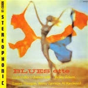 FULLER, CURTIS -QUINTET- – BLUES-ETTE (LP)