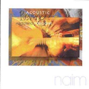 FORCIONE, ANTONIO – ACOUSTIC REVENGE (CD)
