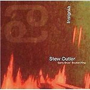 CUTLER, STEW – INSIGNIA (CD)