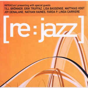 VARIOUS ARTISTS – RE:JAZZ CD INFRA 1002 –  (CD)