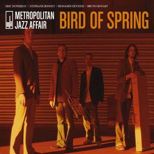 METROPOLITAN JAZZ AFFAIR BIRD OF SPRING CD INFRA 1392 –  (CD)