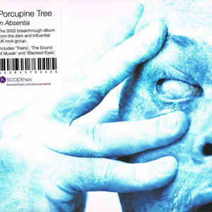 PORCUPINE TREE – IN ABSENTIA (CD)