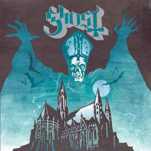 GHOST – OPUS EPONYMOUS (LP)