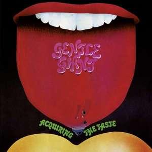 GENTLE GIANT – ACQUIRING THE TASTE (LP)