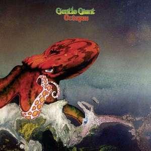 GENTLE GIANT – OCTOPUS (LP)