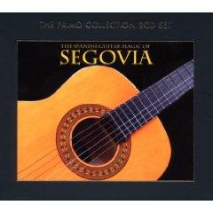 SEGOVIA, ANDRES – SPANISH GUITAR MAGIC OF (2xCD)