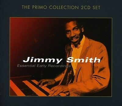 SMITH, JIMMY – ESSENTIAL EARLY RECORDINGS (2xCD)