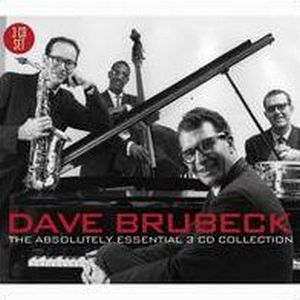 BRUBECK, DAVE – ABSOLUTELY ESSENTIAL 3 CD COLLECTION (3xCD)