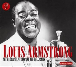 ARMSTRONG, LOUIS – ABSOLUTELY ESSENTIAL 3 CD COLLECTION (3xCD)
