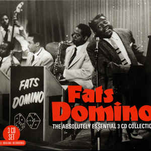 FATS DOMINO – ABSOLUTELY ESSENTIAL 3CD COLLE (3xCD)
