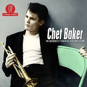 CHET BAKER – ABSOLUTELY ESSENTIAL 3CD COLLE (3xCD)